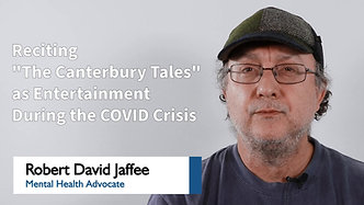 "Reciting ""The Canterbury Tales"" as Entertainment During the COVID Crisis"