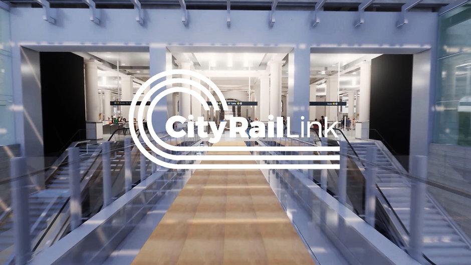 City Rail Link
