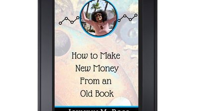 How To Make New Money From An Old Book