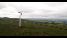 Wind Turbines Scenery