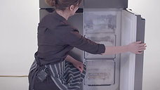ALDI French Door Fridge
