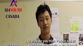 Student Inverview Kairui Yang