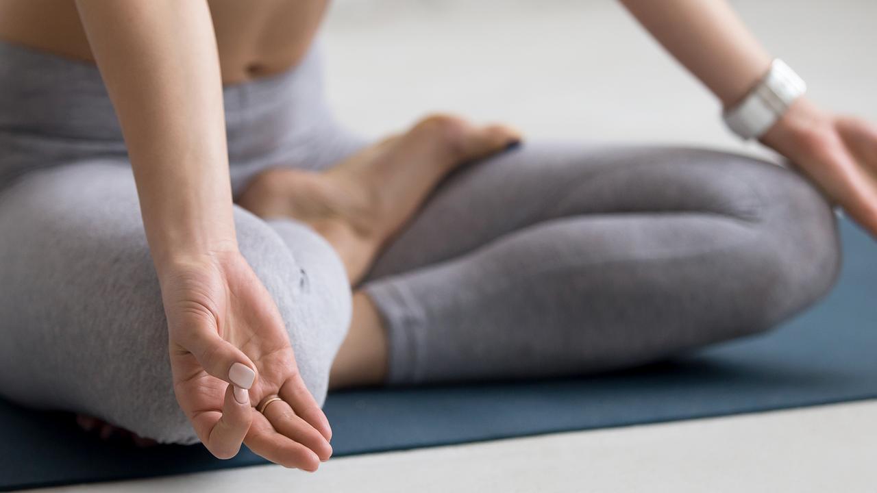 Introduzindo as classes de yoga