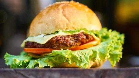 Esquina de hambúrgueres (Novo menu de promoção)