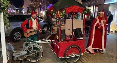 Présentation Charrette de Noël lgt
