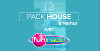 VR House à Namur avec Fun Radio !