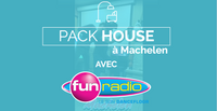 VR House à Machelen avec Fun Radio !