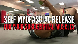 SMFR - SUBOCCIPITALS