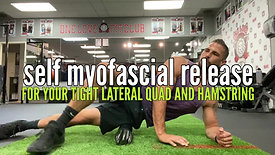 SMFR - LATERAL QUAD AND HAMSTRING