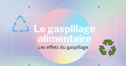 GASPILLAGE ALIMENTAIRE 43