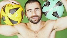 David y sus pelotas