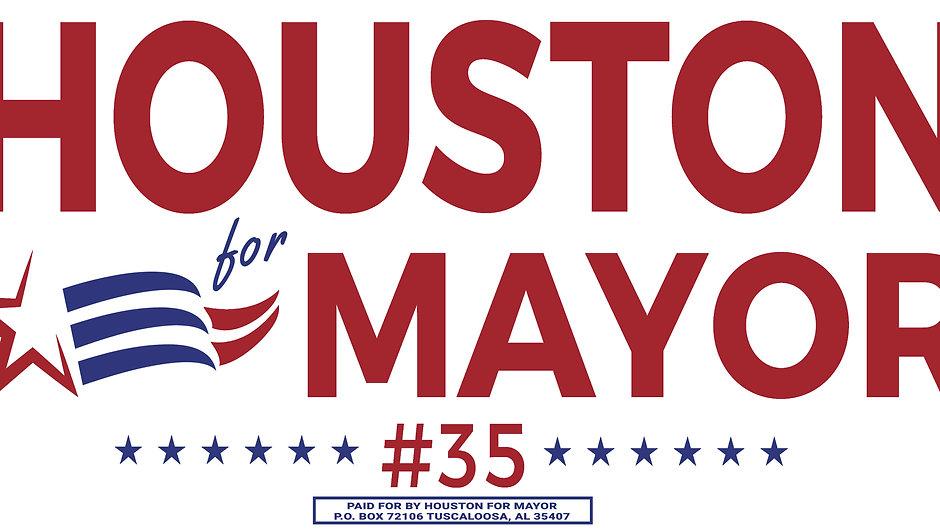 Martin Houston for Mayor of Tuscaloosa on Facebook Watch