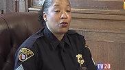 Sgt. Leon Speaks about Recruitment