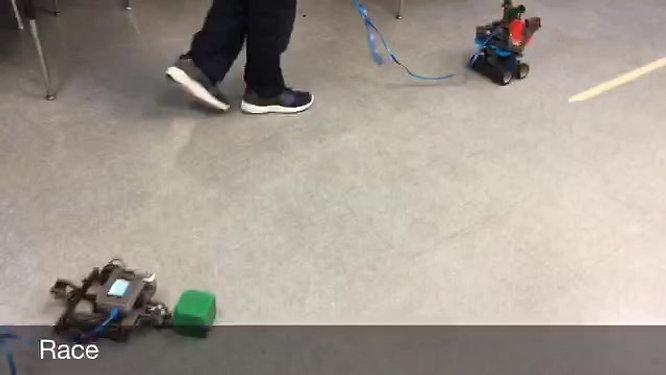 Robotics and Automation Ike VS Bob 7