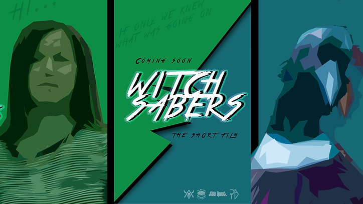 Witch Sabers | The Official Trailer