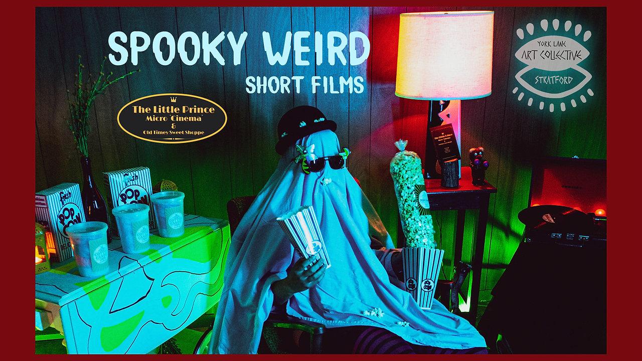 Spooky Weird Short Film Reel 2020