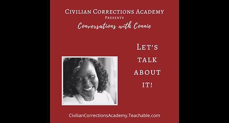 (Epi. 3) Conversations with Connie: How did you do it?