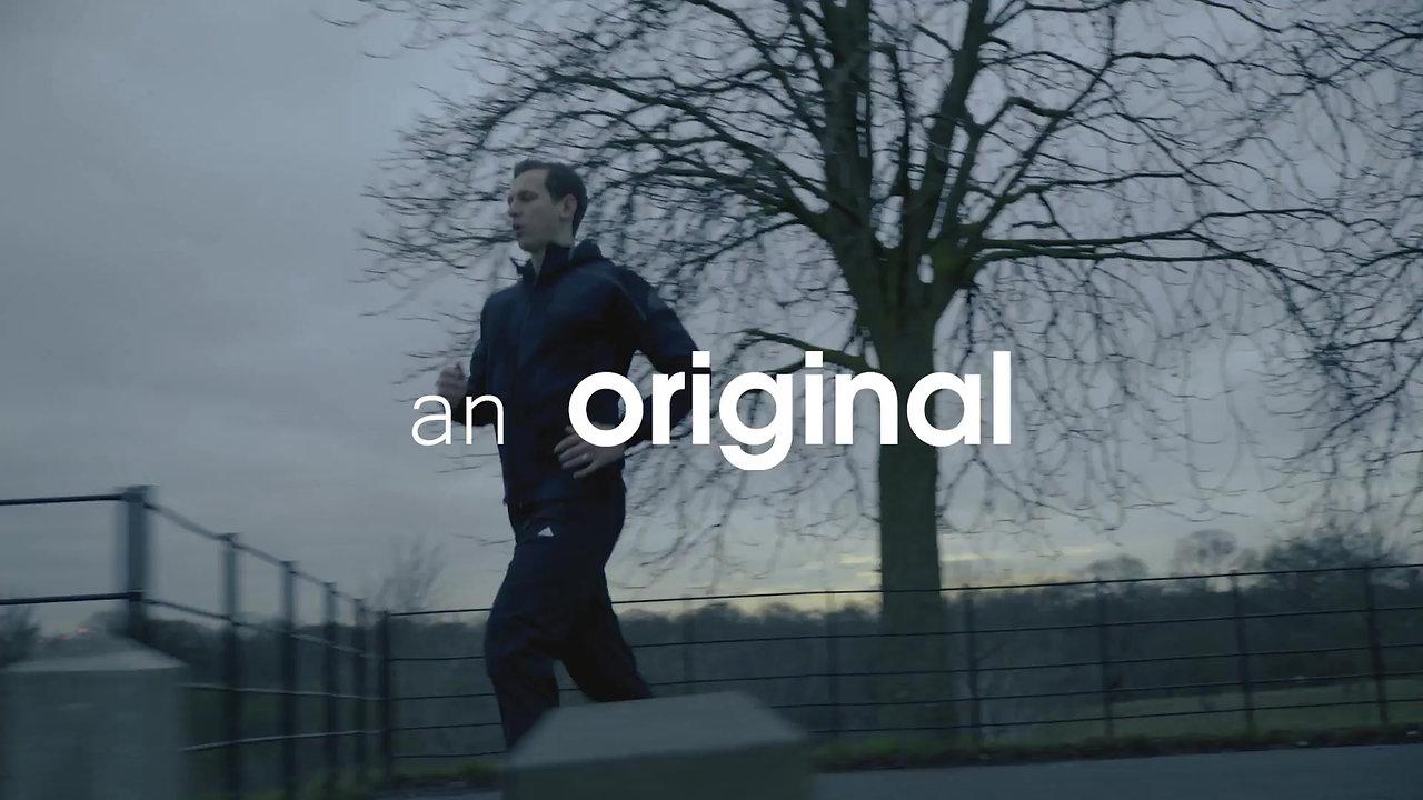 Adidas Case Study - Why I Run