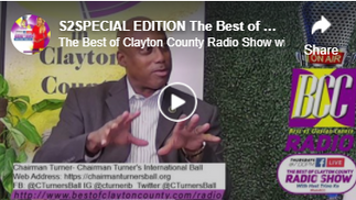 S2SPECIAL EDITION The Best of Clayton County Radio Show 11/02/2020 Chairman Turner