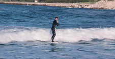 RETOUR A L'EAU DES SURFEURS POST-CONFINEMENT