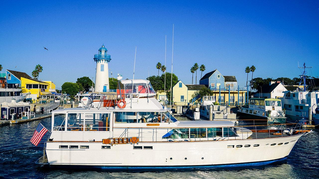 The Legend Yacht