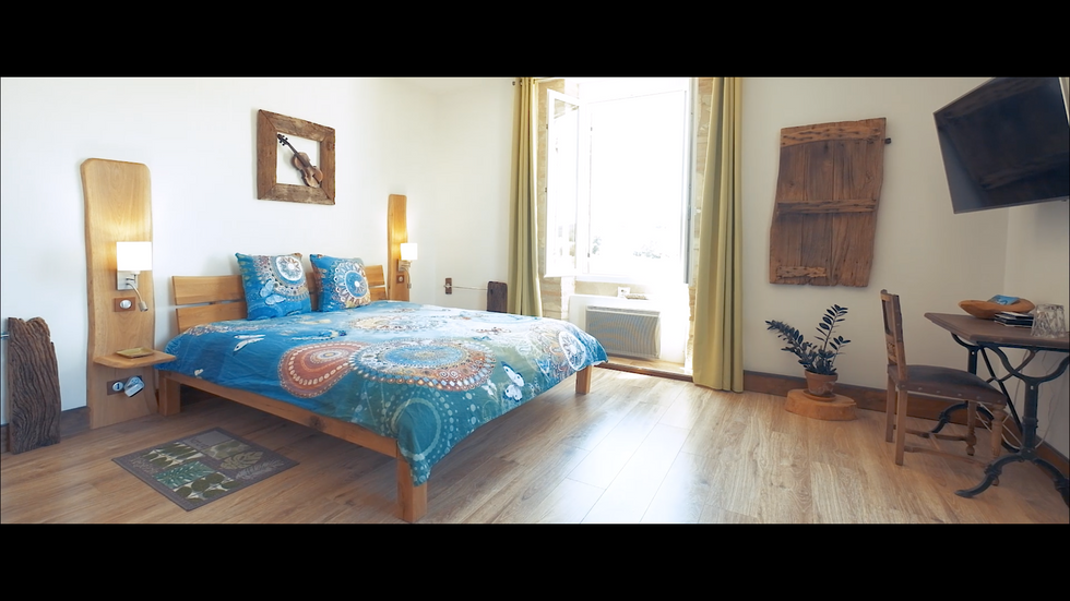 Video CHAMBRE AQUITAINE