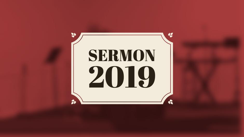 Sermones 2019