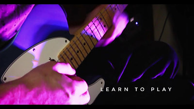 Guitarealm Lessons with Barry Gilman