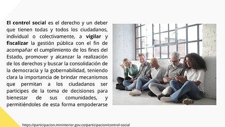 CONTROL SOCIAL EN SALUD