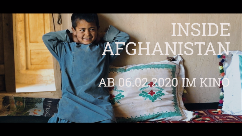 "Trailer ""INSIDE AFGHANISTAN"" DEUTSCH"