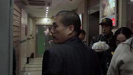 CHINA backstage
