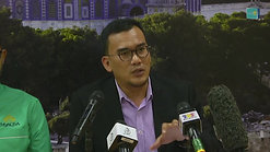 [21.5.2019] TV3 - Sidang Media MyAQSA Mengenai Perkembangan Inisiatif ICC