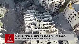 [19.5.21] TV AL HIJRAH - DUNIA PERLU HERET ISRAEL KE ICC