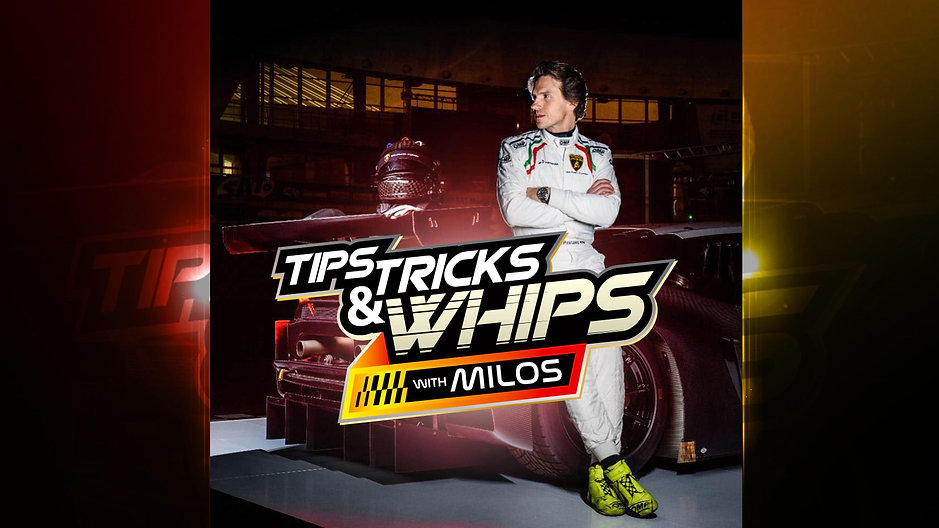 Tips,Tricks & Whips with Milos