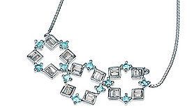 Diamond Necklace | Together Stronger