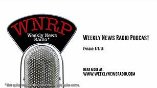 WNRP Ep. 1 - 9/6/2018