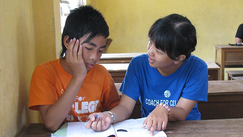 How Vietnamese college students change after CFC