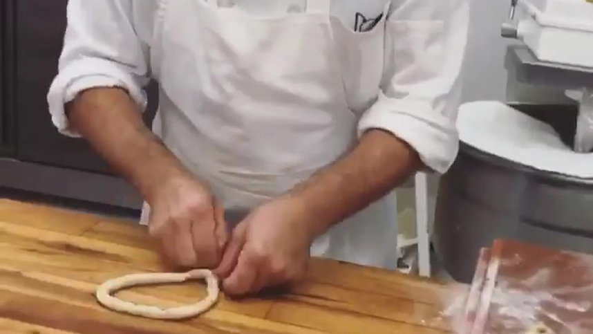 Taralli Barese - Chef Sergio