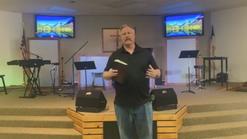 """5-03-20 """"Trusted Authority"""" Luke 8:22-56"""