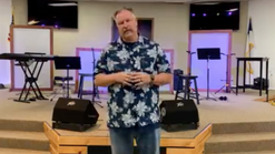 """5-17-20 """"The Power of God's Love"""" Psalm 63"""