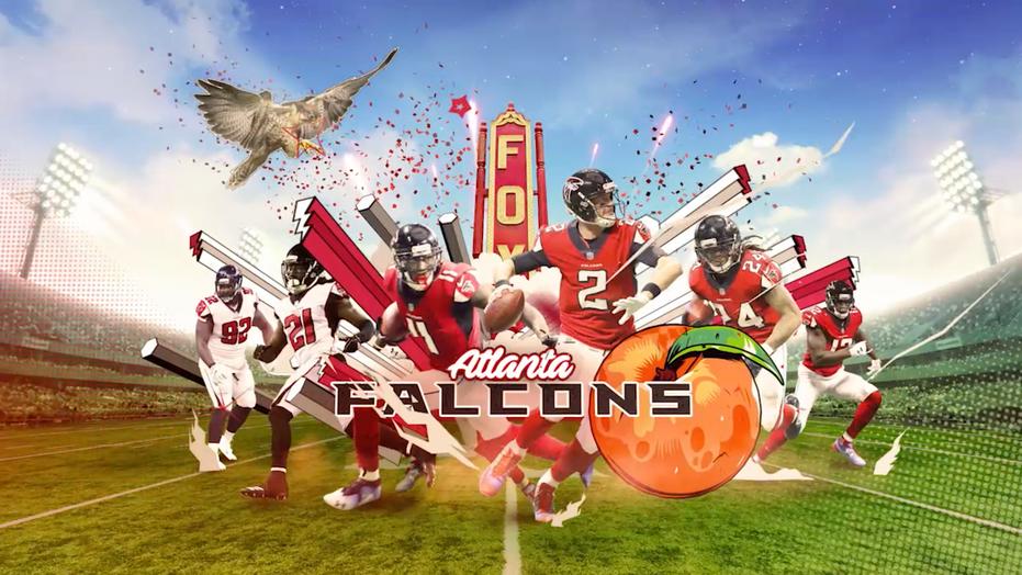 NFL Playoffs Falcons
