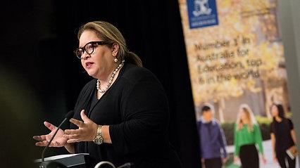 Professor Megan Davis: The Uluru Statement from the Heart and its pedagogic implications