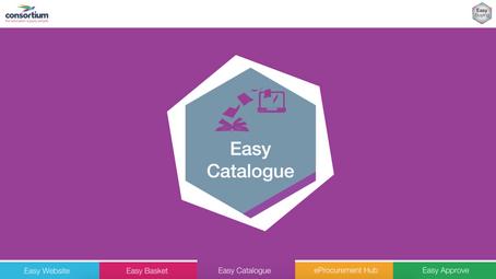 Easy Catalogue