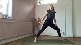 Yoga for a Calmer Mind