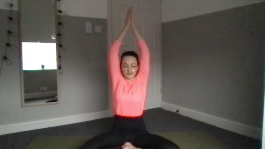 60 Minutes Morning Mindful Yoga Practice