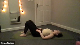 60 Minutes Slow and Gentle Core/ Abdominal Area Yoga Class
