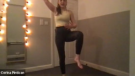 60 Minutes Gentle and Mindful Yoga Practice