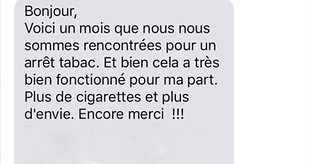"Caroline Bigot Merou Hypnose Nice pour dire ""Stop"" à la Cigarette"