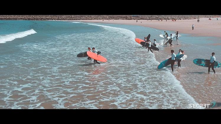 SECRET SURF CAMP