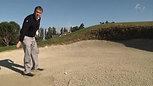 VGC Golf Academy - 40 yard bunker shot on 18th Hole-SD
